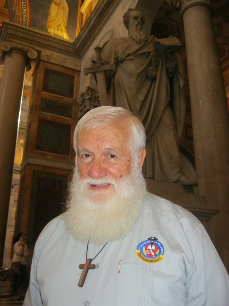 Padre Flaviano Amatulli Valente