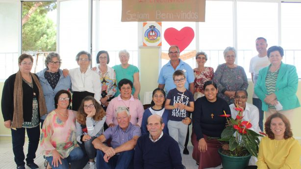 Foto de Grupo do encontro de Intercessores Missionários
