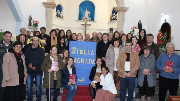 Foto de Grupo da Festa da Instituição da Palavra